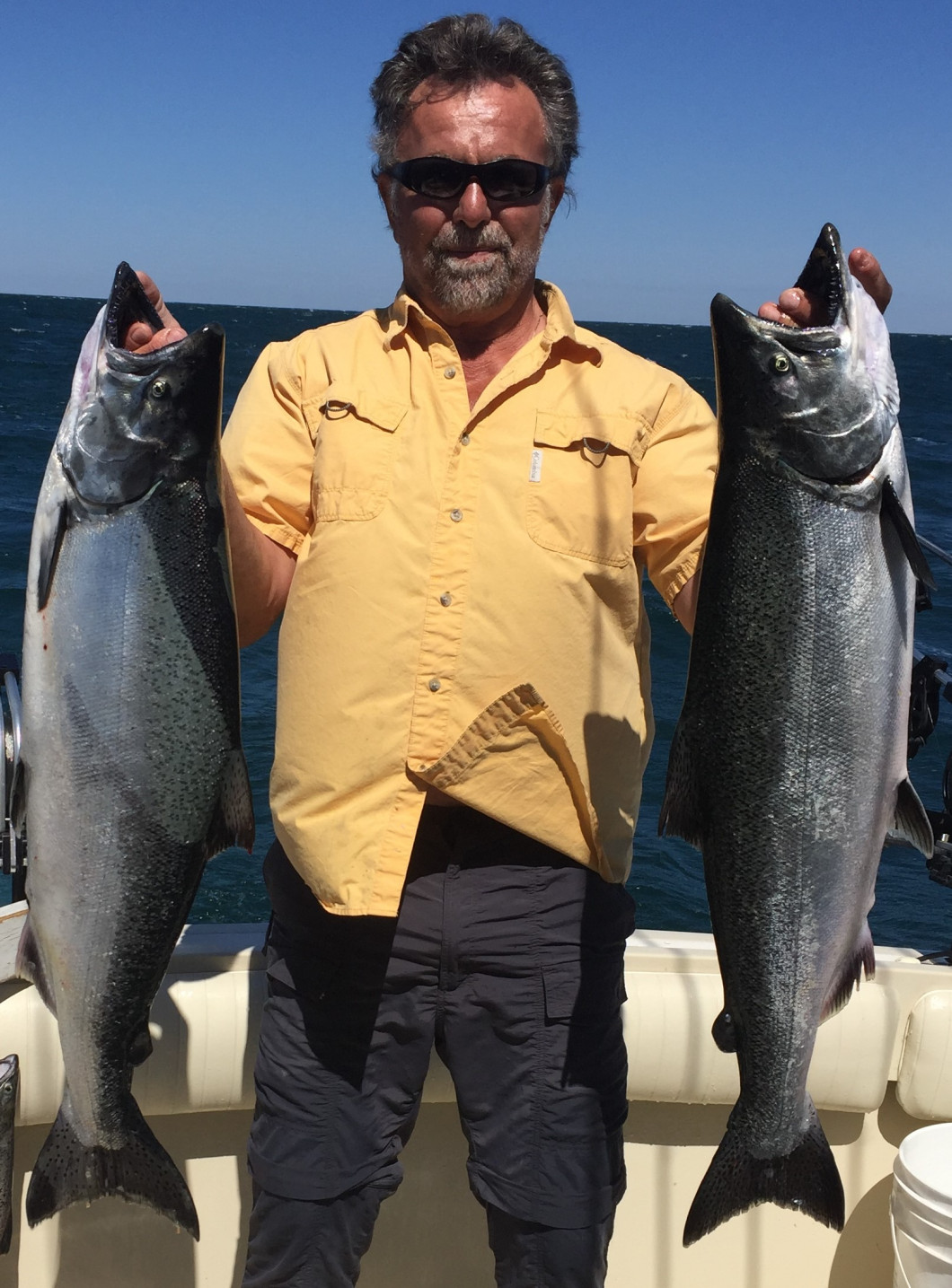 Attractions 2017 greater niagara fishing outdoor expo for Oak orchard fishing report 2017